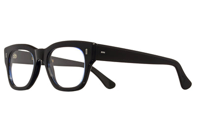 Cutler & Gross - 0772 Eyeglasses Blue on Black