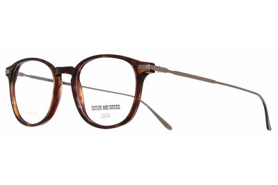 Cutler & Gross - 1303 Eyeglasses Dark Turtle