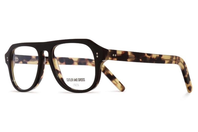 Cutler & Gross - 0822V3 EyeglassesBlack on Camo