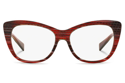 Alain Mikli - A01346M Eyeglasses Brown Fils a Fils/Orange