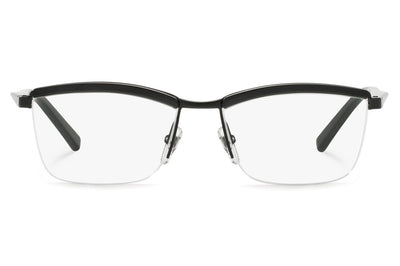 Alain Mikli - A02022 Eyeglasses Black with Green Lenses (95/31)