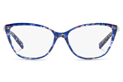 Alain Mikli - A03082 Eyeglasses Blue Purple Fishnet