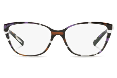 Alain Mikli - A03082 Eyeglasses Purple Stained Glass