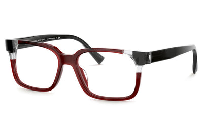 Alain Mikli - Odon (A03112) Eyeglasses Red/Crystal/Blue