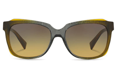 Alain Mikli - A05027 Sunglasses Pontille Black Yellow