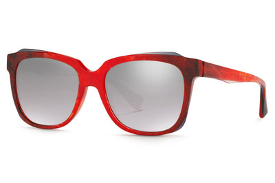 Alain Mikli - A05027 Sunglasses Red Smoke