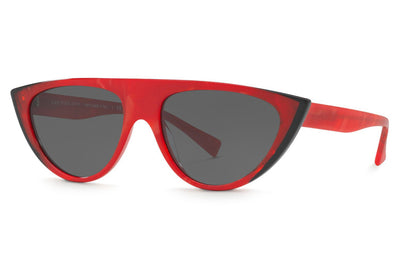 Alain Mikli - A05031 Sunglasses Red/Black