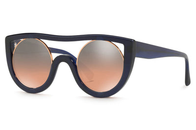 Alain Mikli - Ayer (A05034) Sunglasses Denim/Rose Gold