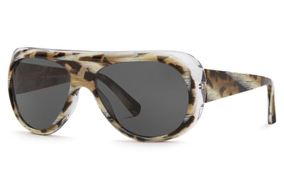 Alain Mikli - Marmion (A05051) Sunglasses Brown Tortoise Horn