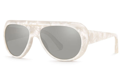 Alain Mikli - Marmion (A05051) Sunglasses Marble White