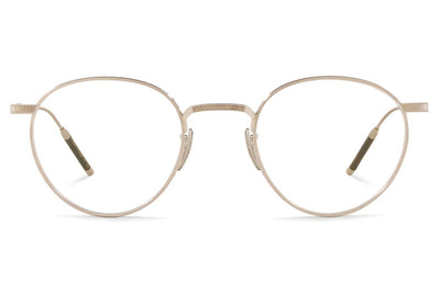 Oliver Peoples - Takumi 1 - TK1 (OV1274T) Eyeglasses Brushed Silver