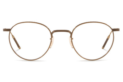 Oliver Peoples - Takumi 1 - TK1 (OV1274T) Eyeglasses Antique Gold