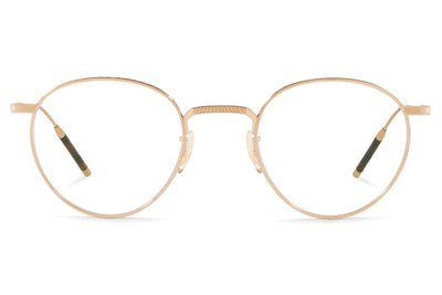 Oliver Peoples - Takumi 1 - TK1 (OV1274T) Eyeglasses Brushed Gold