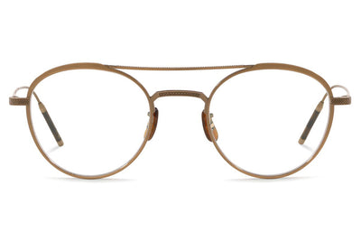 Oliver Peoples - Takumi 2 - TK2 (OV1275T) Eyeglasses Antique Gold