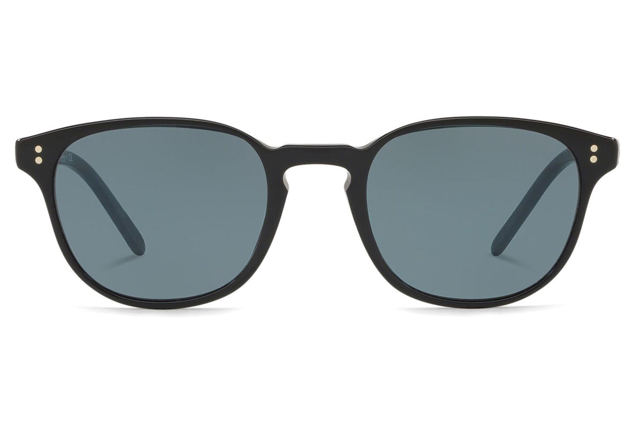 Oliver Peoples - Fairmont (OV5219S) Sunglasses Black with Blue Photochromic Lenses