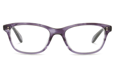 Oliver Peoples - Ashton (OV5224) Eyeglasses Dark Lilac VSB