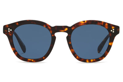 Oliver Peoples - Boudreau L.A (OV5382SU) Sunglasses DM2 with Dark Blue Lenses