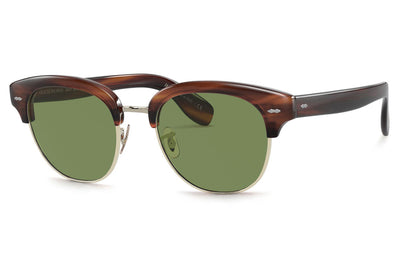 Oliver Peoples - Cary Grant 2 (OV5436S) Sunglasses Grant Tortoise with G-15 Polar Lenses