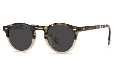 Oliver Peoples - Gregory Peck 1962 (OV5456SU) Sunglasses DTB/Beige Gradient - Carbon Grey