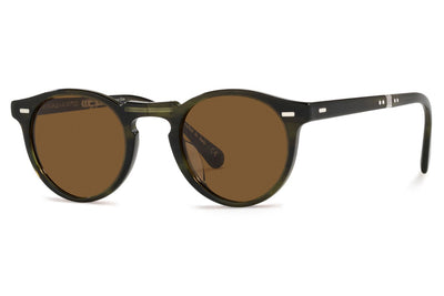 Oliver Peoples - Gregory Peck 1962 (OV5456SU) Sunglasses Emerald Bark - True Brown