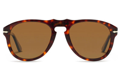 Persol - PO0649 Sunglasses Havana with Brown Polar Lenses (24/57)