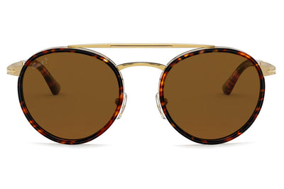 Persol - PO2467S Sunglasses Gold/Brown (107657)