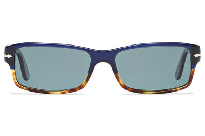 Persol - PO2747S Sunglasses Havana/Blue with Photochromic Polar Blue Lenses (955/4N)