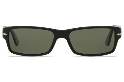 Persol - PO2747S Sunglasses Black with Green Polar Lenses (95/48)