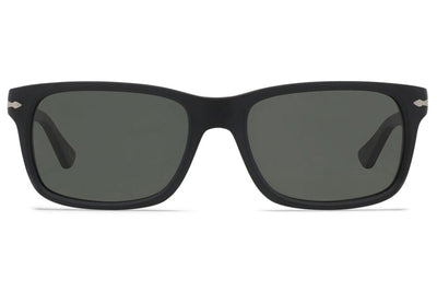 Persol - PO3048S Sunglasses Matte Black with Polar Grey Lenses (900058)