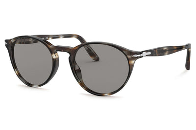 Persol - PO3092SM Sunglasses Striped Brown (1124R5)
