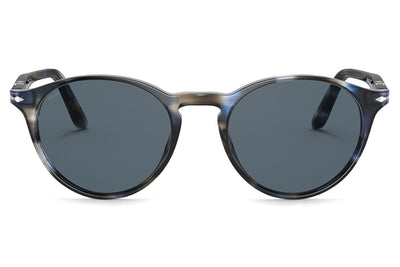 Persol - PO3092SM Sunglasses Striped Blue (1126R5)