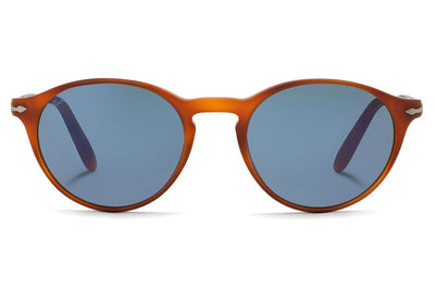Persol - PO3092SM Sunglasses Terra Di Siena with Blue Lenses (900656)