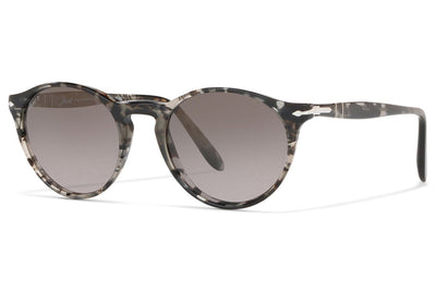 Persol - PO3092SM Sunglasses Grey Tortoise with Grey Polar Gradient Lenses (9057M3)