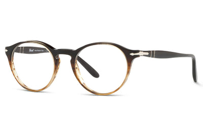 Persol - PO3092V Eyeglasses Striped Brown/Black (9052)