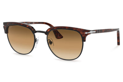 Persol - PO3105S Sunglasses Brown Tortoise Black (112751)