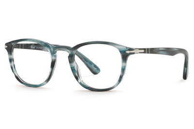 Persol - PO3143V Eyeglasses Blue Grey Stripe (1051)