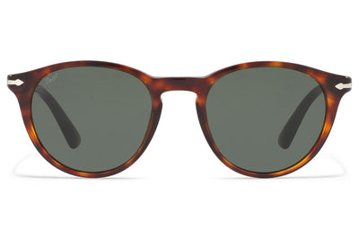 Persol - PO3152S Sunglasses Havana with Green Lenses (901531)