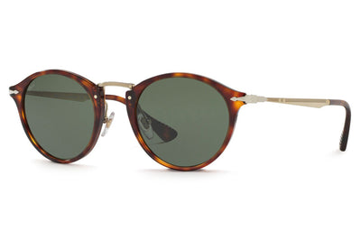 Persol - PO3166S Sunglasses Havana with Green Lenses (24/31)