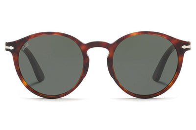 Persol - PO3171S Sunglasses Havana with Green Lenses (24/31)