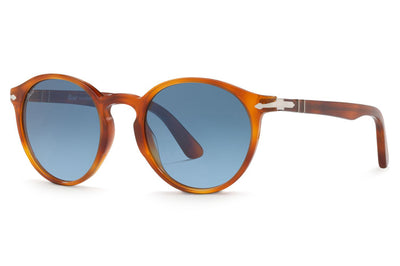Persol - PO3171S Sunglasses Terra Di Siena with Blue Gradient Lenses (96/Q8)