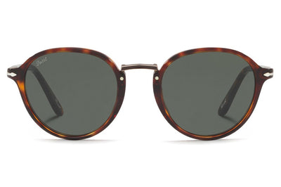 Persol - PO3184S Sunglasses Havana with Green Lenses (24/31)