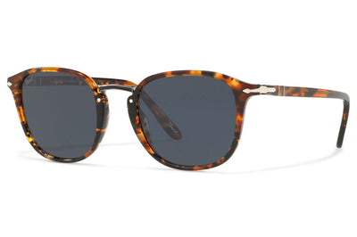 Persol - PO3186S Sunglasses Tortoise Brown with Blue Lenses (1081R5)