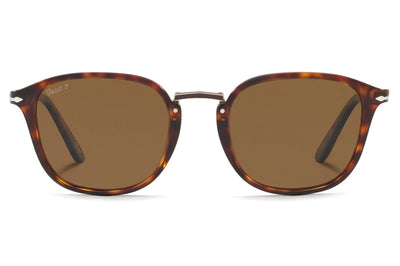 Persol - PO3186S Sunglasses Havana with Brown Polar Lenses (24/57)