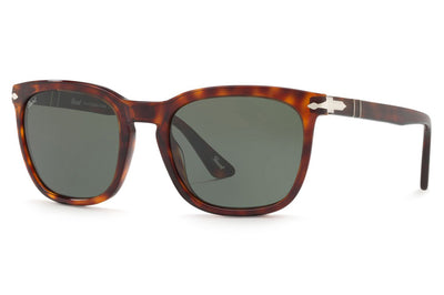 Persol - PO3193S Sunglasses Havana with Green Lenses (24/31)