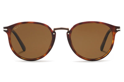 Persol - PO3210S Sunglasses Havana with Brown Polar Lenses (24/57)