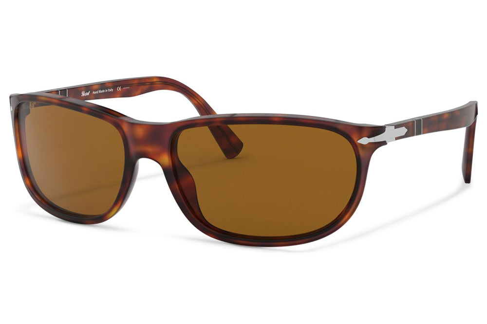 6821a4b09fbce Persol - PO3222S Sunglasses Havana with Brown Polar Lenses (24 57)