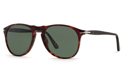 Persol - PO9649S Sunglasses Havana with Green Lenses (24/31)