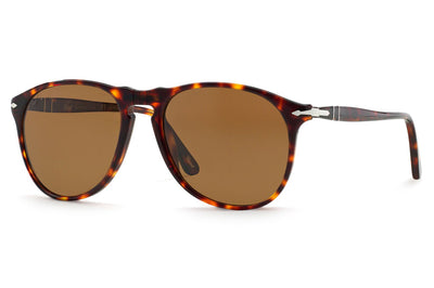 Persol - PO9649S Sunglasses Havana with Brown Polar Lenses (24/57)