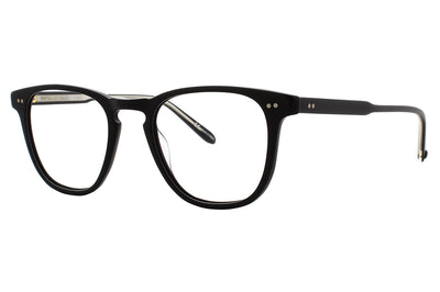Garrett Leight® - Brooks Eyeglasses Matte Black