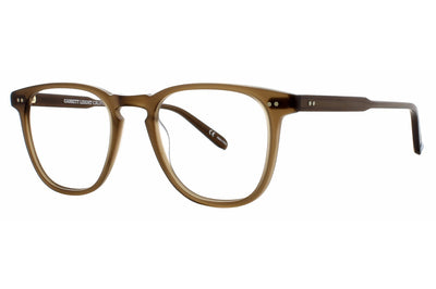 Garrett Leight® - Brooks Eyeglasses Matte Espresso